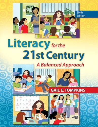 Literacy for the 21st Century A Balanced Approach 6th 2014 edition cover