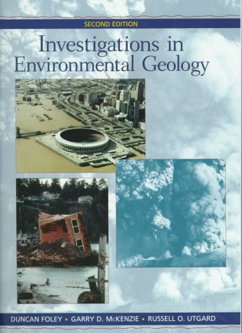 Investigations in Environmental Geology  2nd 1999 (Revised) 9780138570798 Front Cover