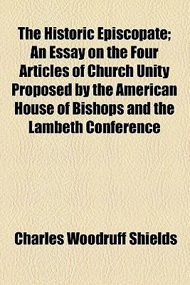 Historic Episcopate  N/A edition cover
