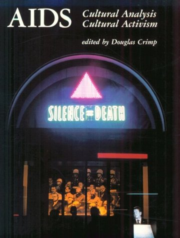 AIDS Cultural Analysis/Cultural Activism  1988 edition cover