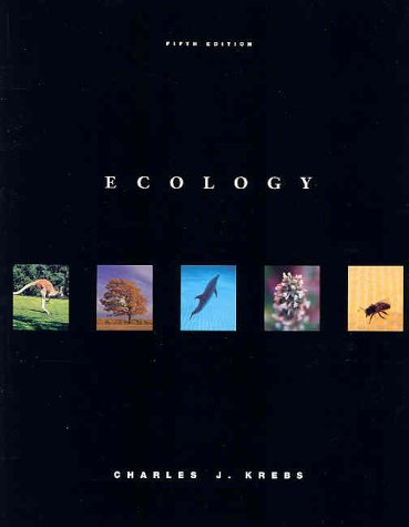 Ecology The Experimental Analysis of Distribution and Abundance: Hands-on Field Package 5th 2002 (Revised) edition cover