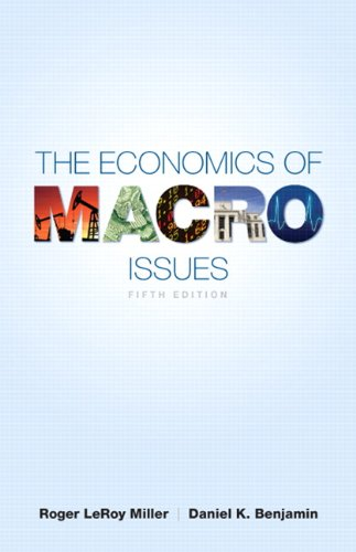 Economics of Macro Issues  5th 2012 (Revised) edition cover