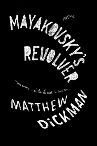 Mayakovsky's Revolver   2014 edition cover