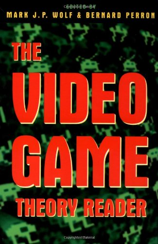 Video Game Theory Reader   2003 edition cover