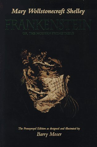 Frankenstein or, the Modern Prometheus  N/A edition cover