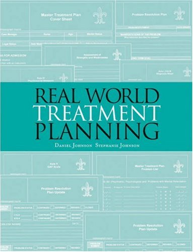 Real World Treatment Planning   2003 9780534596798 Front Cover