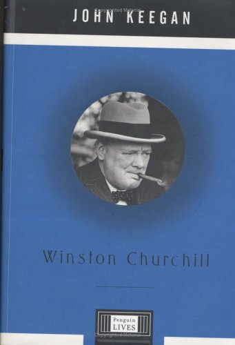 Winston Churchill A Life  2001 edition cover