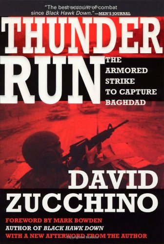 Thunder Run The Armored Strike to Capture Baghdad  2004 edition cover