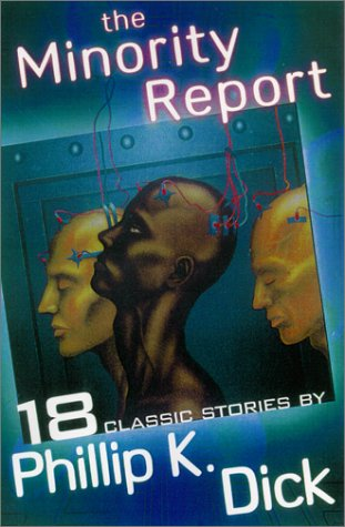 Minority Report   2002 edition cover