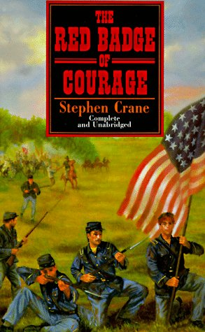 Red Badge of Courage   1987 (Unabridged) edition cover