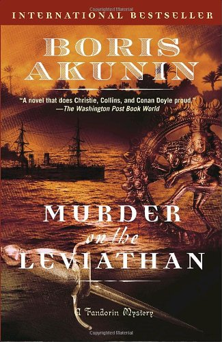 Murder on the Leviathan A Novel N/A edition cover