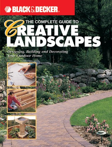 Complete Guide to Creative Landscapes   2000 9780865735798 Front Cover