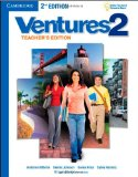 Ventures, Level 2  2nd edition cover
