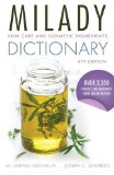 Skin Care and Cosmetic Ingredients Dictionary:   2014 edition cover