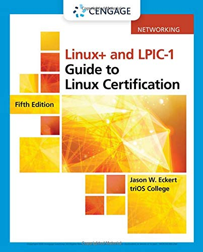 Comptia Linux+ Guide to Linux Certification:   2019 9781337569798 Front Cover
