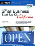 Small Business Start-Up Kit for California  10th 9781413319798 Front Cover