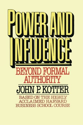Power and Influence  N/A edition cover