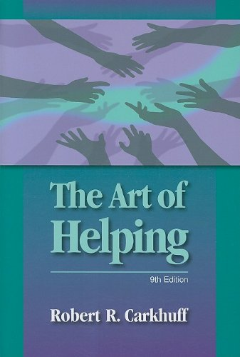 Art of Helping  9th 2009 (Revised) edition cover