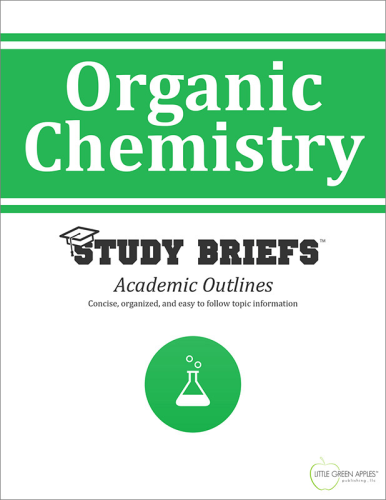 Organic Chemistry cover