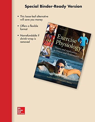 Exercise Physiology:   2014 edition cover