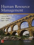 Human Resource Management  11th 2016 edition cover