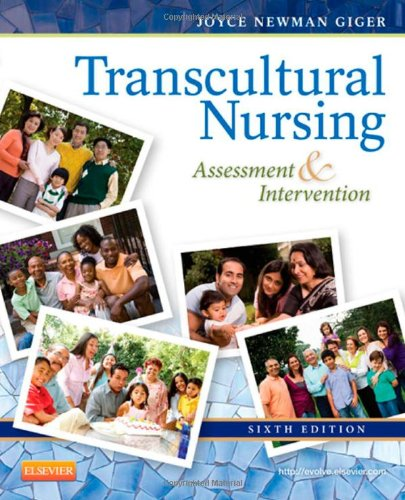 Transcultural Nursing Assessment and Intervention 6th 2013 9780323083799 Front Cover