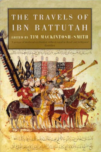Travels of IBN Battutah  4th 2003 (Revised) edition cover