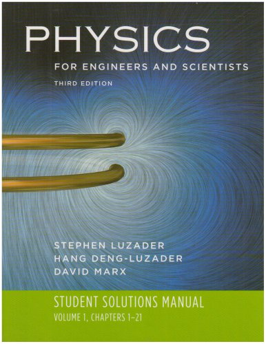 For Physics for Engineers and Scientists  3rd 2007 edition cover