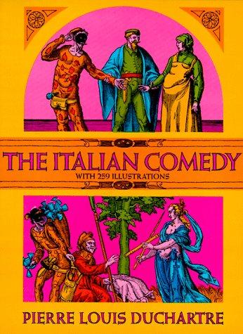 Italian Comedy   1966 edition cover
