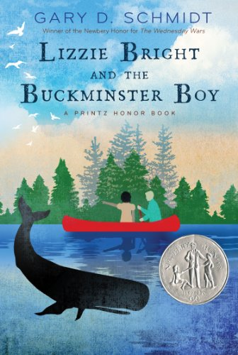 Lizzie Bright and the Buckminster Boy   2004 edition cover