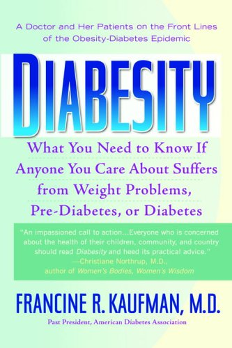 Diabesity A Doctor and Her Patients on the Front Lines of the Obesity-Diabetes Epidemic N/A edition cover