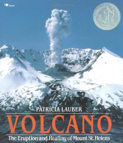 Volcano The Eruption and Healing of Mount St. Helens  1993 (Reprint) edition cover