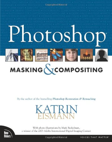 Photoshop Masking and Compositing   2005 edition cover