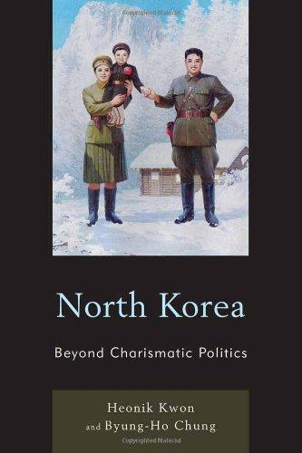 North Korea Beyond Charismatic Politics  2012 edition cover