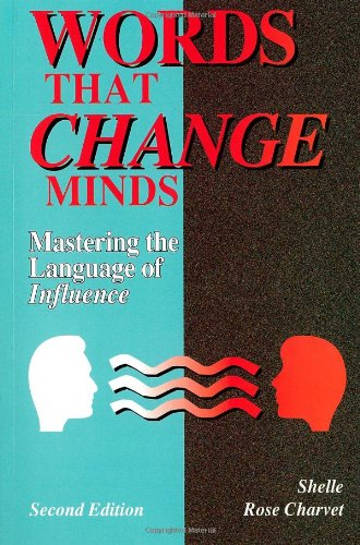 Words That Change Minds Mastering the Language of Influence 2nd (Revised) edition cover