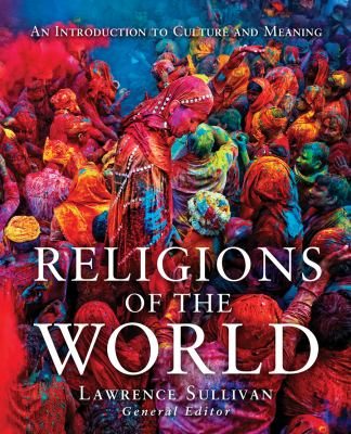 Religions of the World An Introduction to Culture and Meaning  2012 edition cover