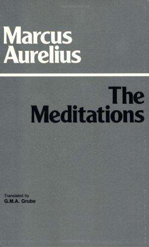 Meditations   1983 (Reprint) edition cover