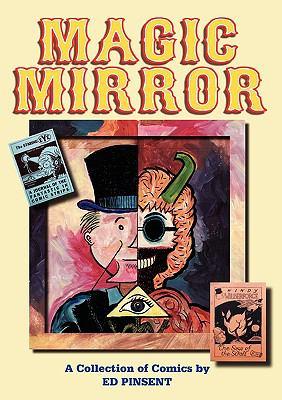 Magic Mirror: A Compendium of Comics 1983-1998  0 edition cover