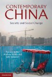 Contemporary China Society and Social Change  2013 edition cover