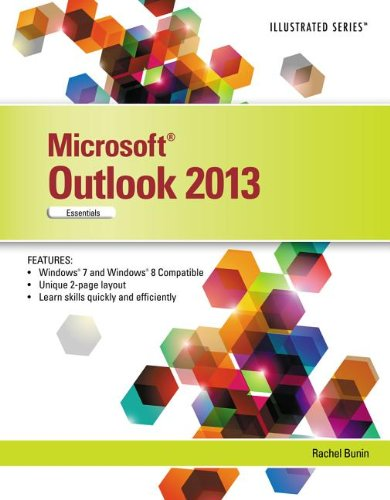 Microsoft� Office Outlook 2013, Essentials   2014 9781285092799 Front Cover