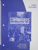 Student Workbook for Oukada/Bertrand/ Solberg's Controverses, Student Text, 3rd  3rd 9781305105799 Front Cover