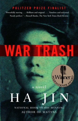 War Trash   2004 9781400075799 Front Cover