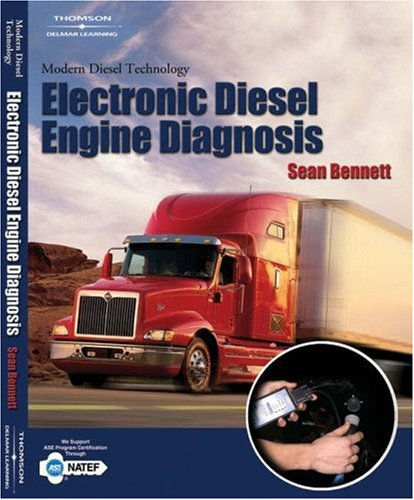 Modern Diesel Technology : Electronic Diesel Engine Diagnosis   2007 9781401870799 Front Cover