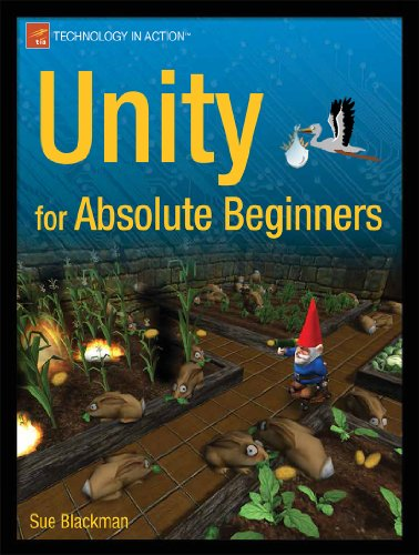 Unity for Absolute Beginners   2014 edition cover