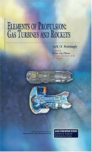 Elements of Propulsion Gas Turbines and Rockets  2006 edition cover