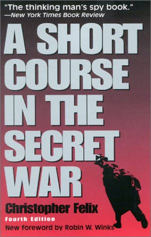 Short Course in the Secret War  4th 2001 edition cover