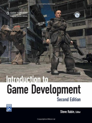 Introduction to Game Development  2nd 2010 edition cover