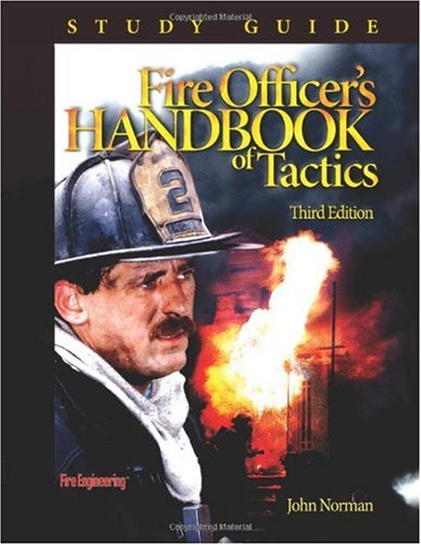 Fire Officer's Handbook of Tactics Study Guide  3rd 2006 edition cover