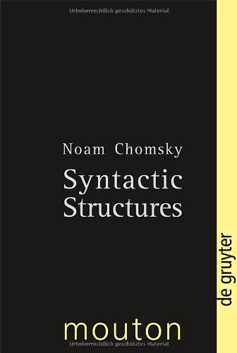 Syntactic Structures  2nd 2002 edition cover