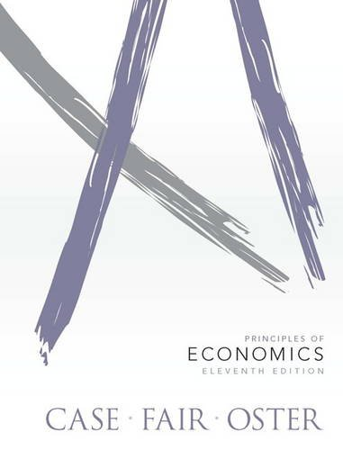 Principles of Economics 11th 2014 edition cover